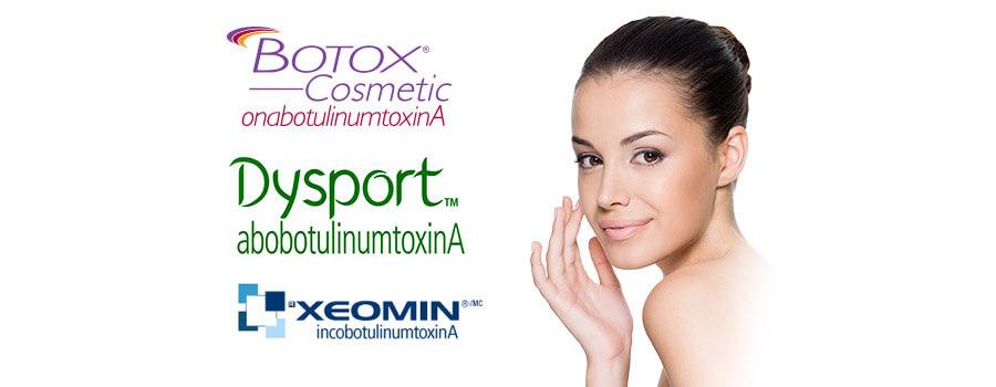 Dysport Botox