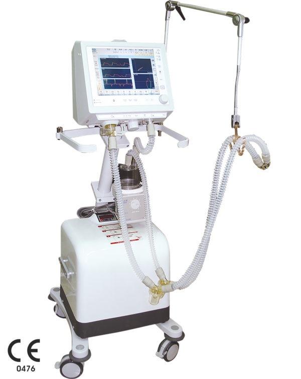 ونتیلاتور ICU