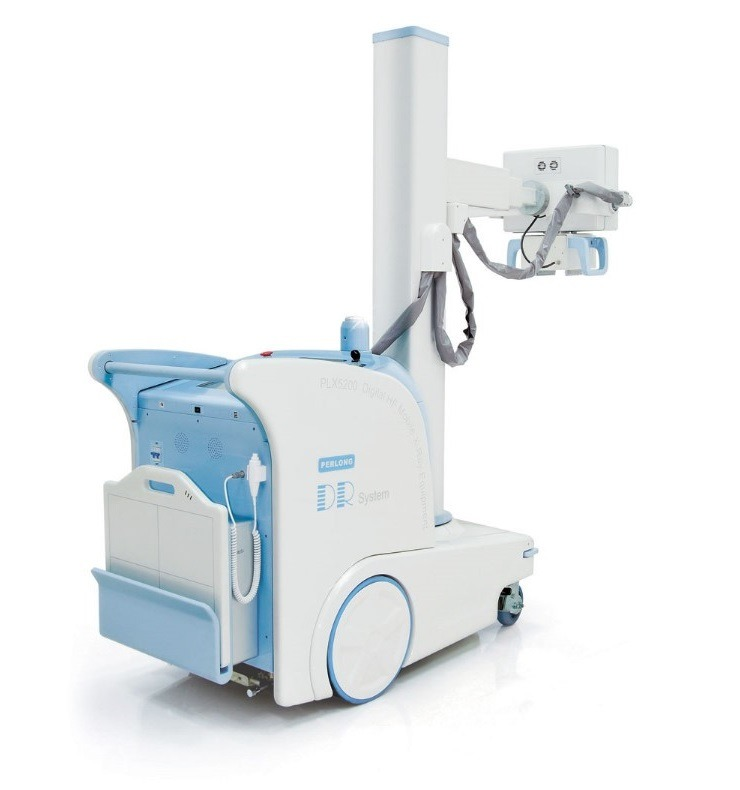 دستگاه رادیولوژی پرتابل