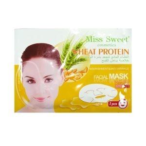 ماسک پروتئین گندم