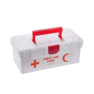 کیف و جعبه ی کمک های اولیه