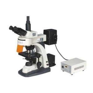 Educational Microscope Fluorescent has 2 wavelet filters