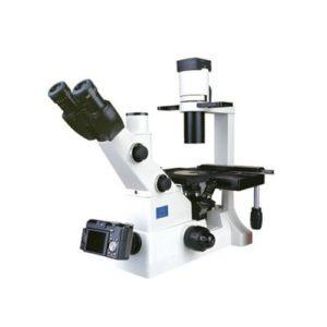 Invertebrate biology inverted microscope