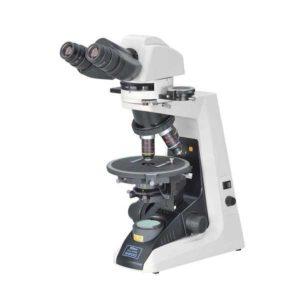میکروسکوپ پلاریزان دو چشمی E200