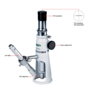 Portable Measuring Microscope