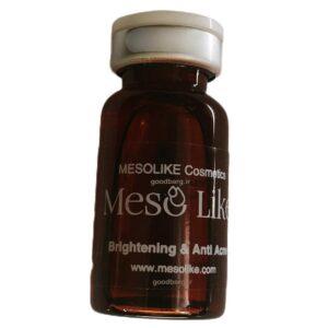 کوکتل مزولایک روشنکننده و ضدآکنه brightening and anti acne