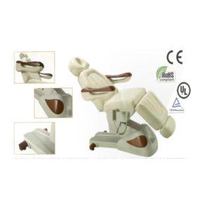 تخت جراحی پوست مو و چشم و لیزر مدل GP4.K
