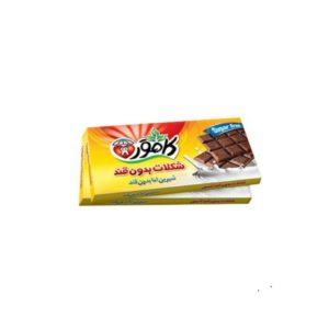 شکلات تابلت بدون شکر