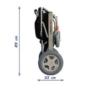 ویلچر برقی مونوچیر مدل 12F250