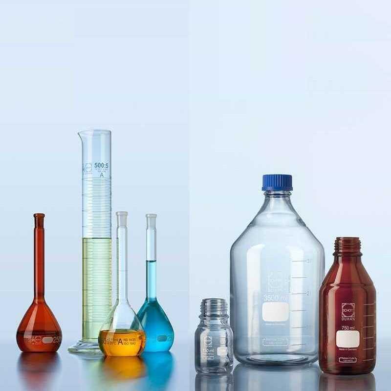 شیشه بوروسیلیکات