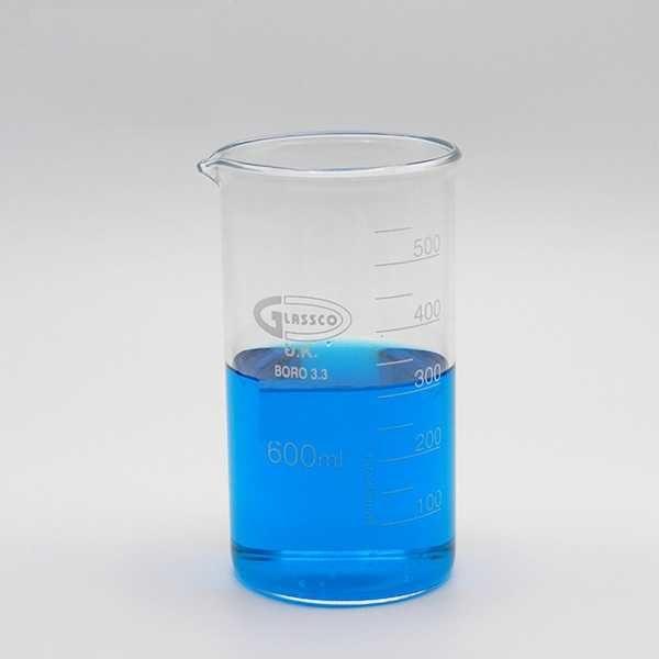 Human tall glass