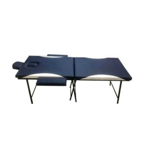 Portable massage bed with iron base 1053
