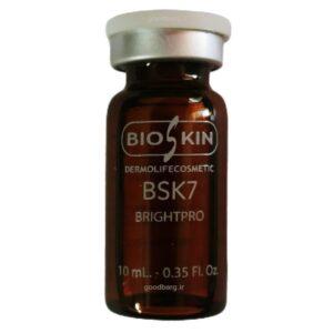 کوکتل روشن کننده و ضدلک بایواسکین BRIGHTPRO