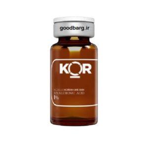 کوکتل هیالورونیک اسید %1 کورلر