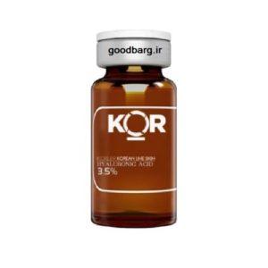 کوکتل هیالورونیک اسید %3.5 کورلر