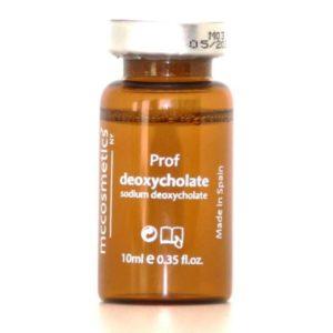 کوکتل کاهش چربی موضعی mc cosmetics deoxycholate