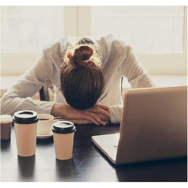 چگونه استرس مانع کاهش وزن شما میشود؟