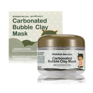 ماسک صورت خاک رس Carbonted Bubble Clay Mask