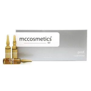 آمپول چربی سوز mccosmetics L-carnitine