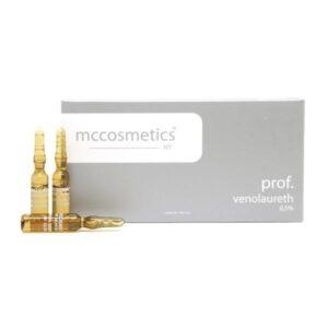 آمپول درمان واریس mccosmetics venolaureth