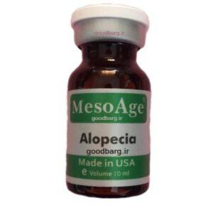 کوکتل درمان ریزش مو (ویژه خانم ها) مزوایج alopecia