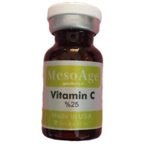 کوکتل جوانسازی مزوایج Vitamin-C