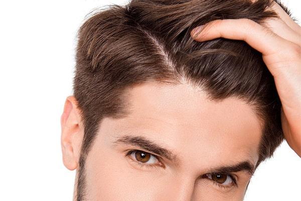 ریزش غیر طبیعی مو